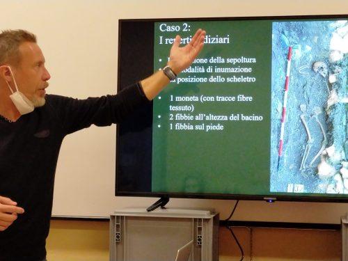 MALA MORTE A SAN NICOLAO: IL VIDEO ON LINE SUL CANALE YOUTUBE DEL MUSEO ARCHEOLOGICO LOMELLINO