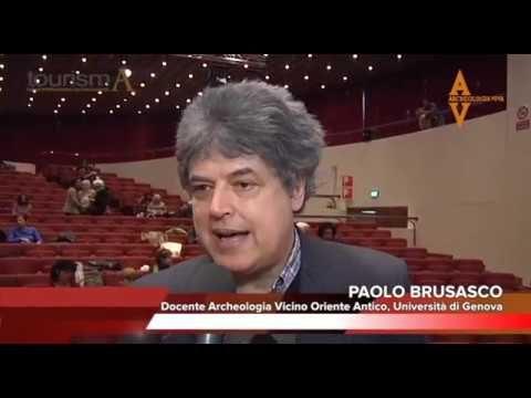 PAOLO BRUSASCO RACCONTA ARCHEOLOGIA FERITA, IL VIRUS DELL'ANIMA