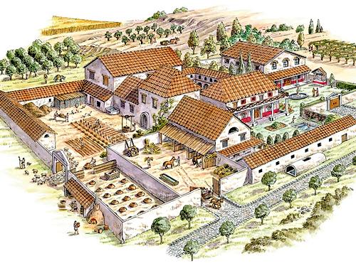 L'AGRICOLTURA NELL'ANTICA LOMELLINA